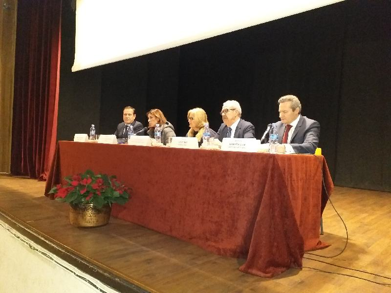 Presentan el libro de actas del primer congreso  de educación especial